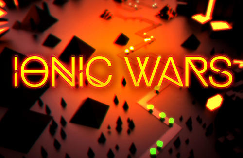 Ionic wars: Tower defense strategy Screenshot