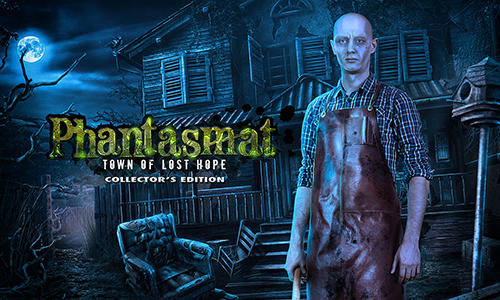 Phantasmat: Town of lost hope. Collector's edition скріншот 1