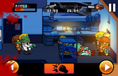 Arcade: download Zombie Neighborhood to your phone