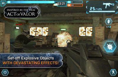 Juegos con multijugador: descarga El campo de batalla 3: La réplica a tu teléfono