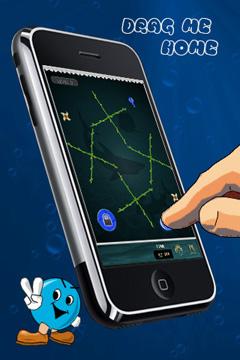 Abenteuer in der Blase für iPhone