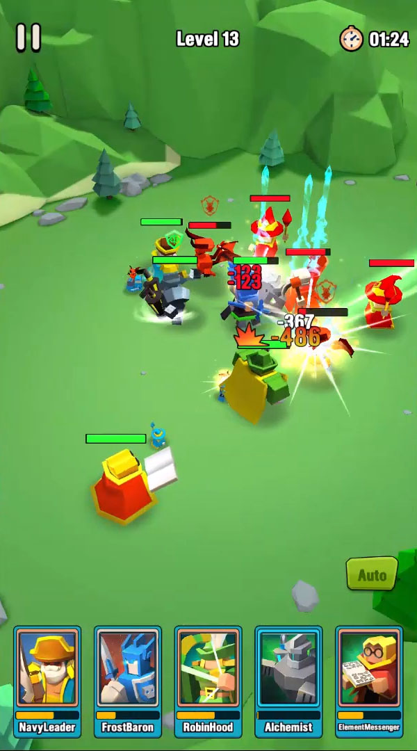 Art of War: Heroes for Android