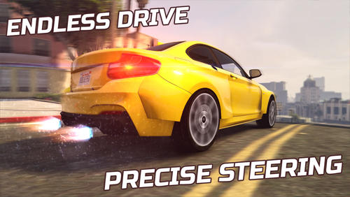 Grand racing auto 5 pour Android