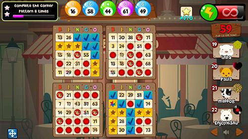 Casinospiele Bingo Abradoodle auf Deutsch