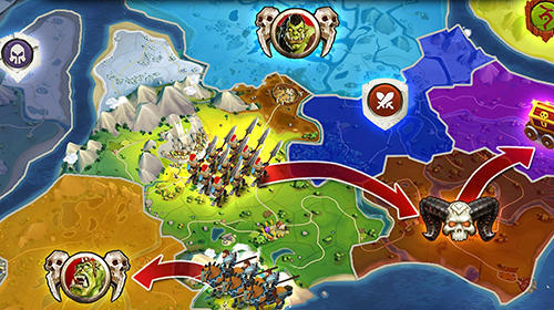 Warlords of Aternum para Android
