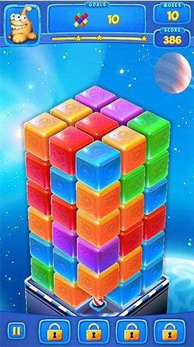 Cube blast: Match für Android