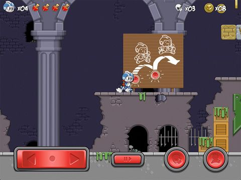 Screenshot Dracula Zwillinge auf dem iPhone