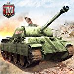 Tank war blitz 3D icône