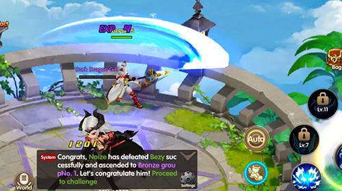 Heroes era: Magic storm captura de pantalla 1
