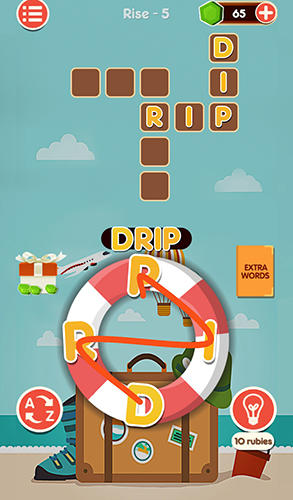 Balloon trip: Word diary para Android