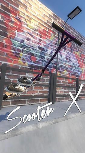 Scooter X Screenshot