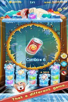 Arcade-Spiele: Lade Süßes Abenteuer auf dein Handy herunter
