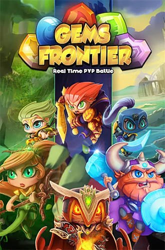 Gems frontier Screenshot