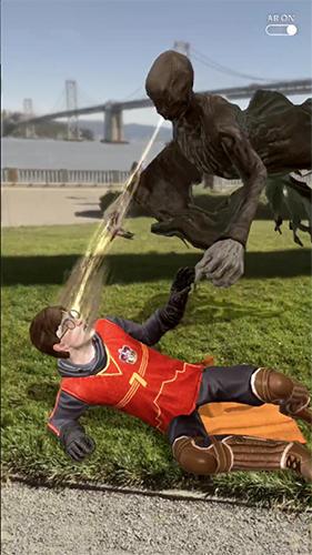 Harry Potter: Wizards unite auf Deutsch