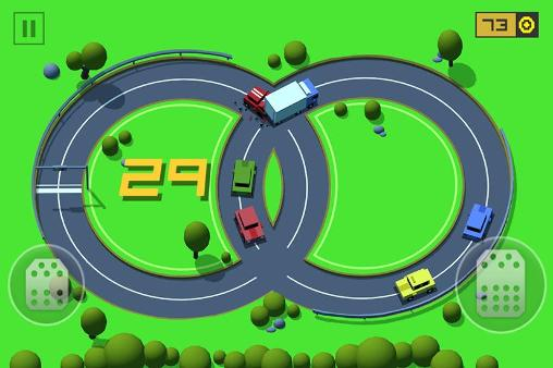 Loop drive: Crash race for Android