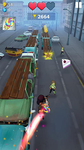 Zombie survival: Run and gun for Android