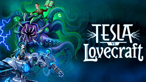 Tesla vs Lovecraft скриншот 1