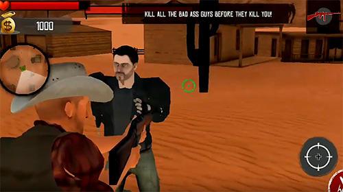 Wild West gunslinger cowboy rider screenshot 2