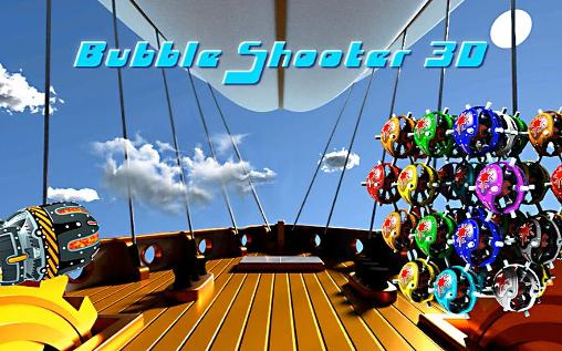 Bubble shooter 3D Screenshot