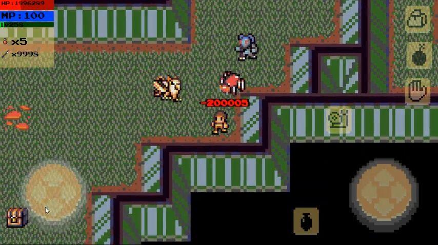 ranDungeon скриншот 1