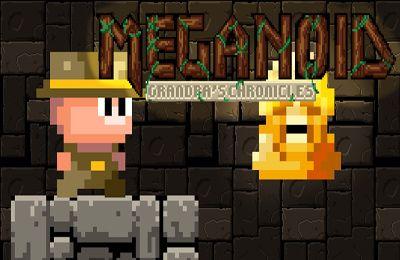 логотип Меганоид 2