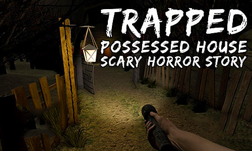 Trapped: Possessed house. Scary horror story capture d'écran 1