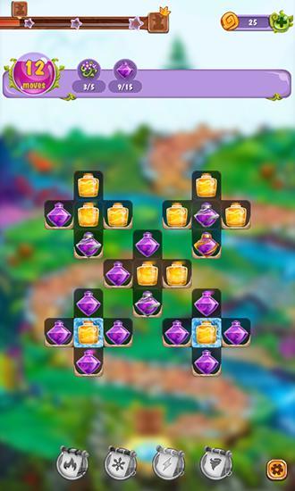 Arcade-Spiele Fairy mix 2 für das Smartphone