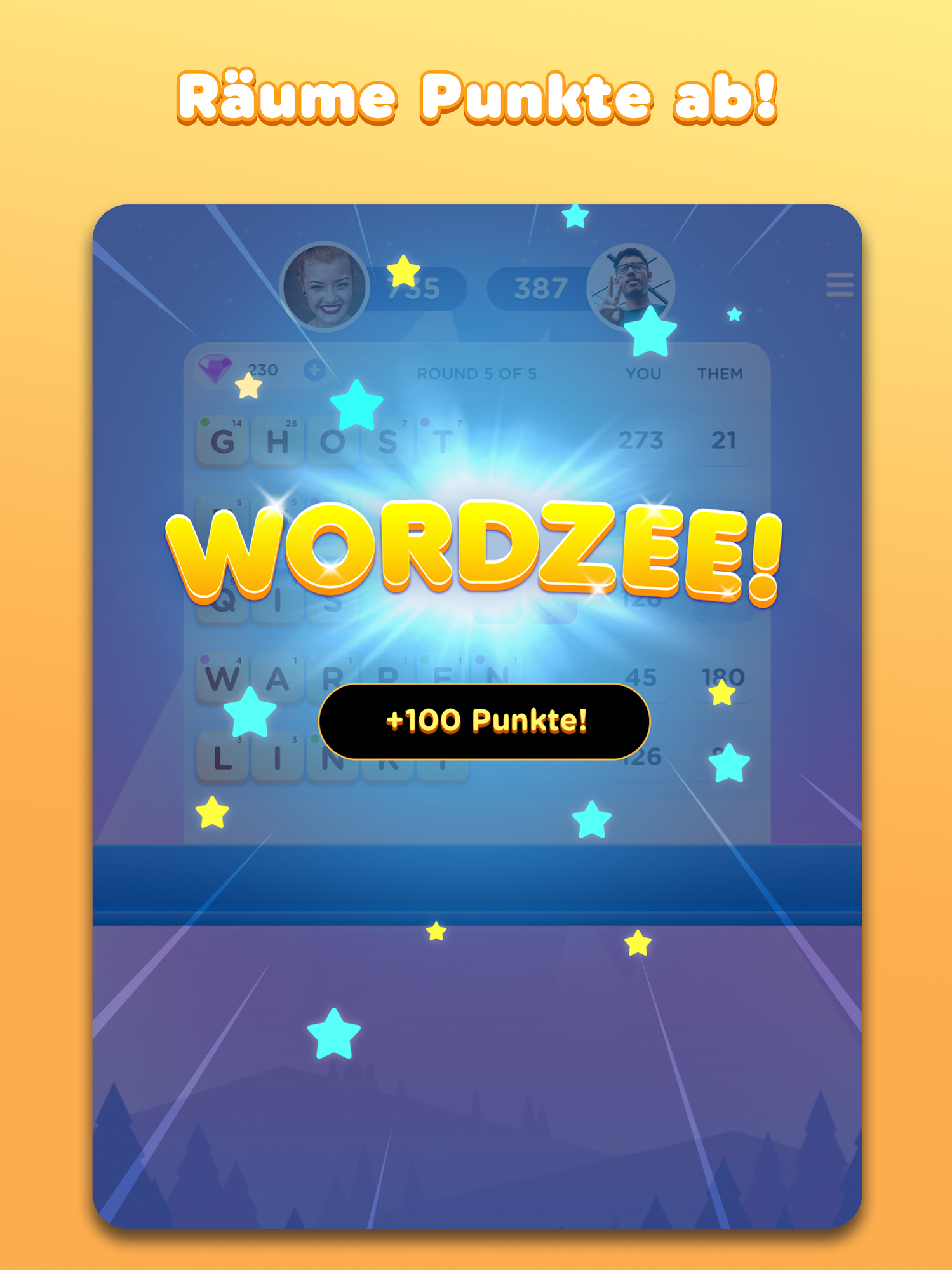 Wordzee! für Android
