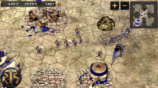 RTS: Rex tribal society captura de tela 1
