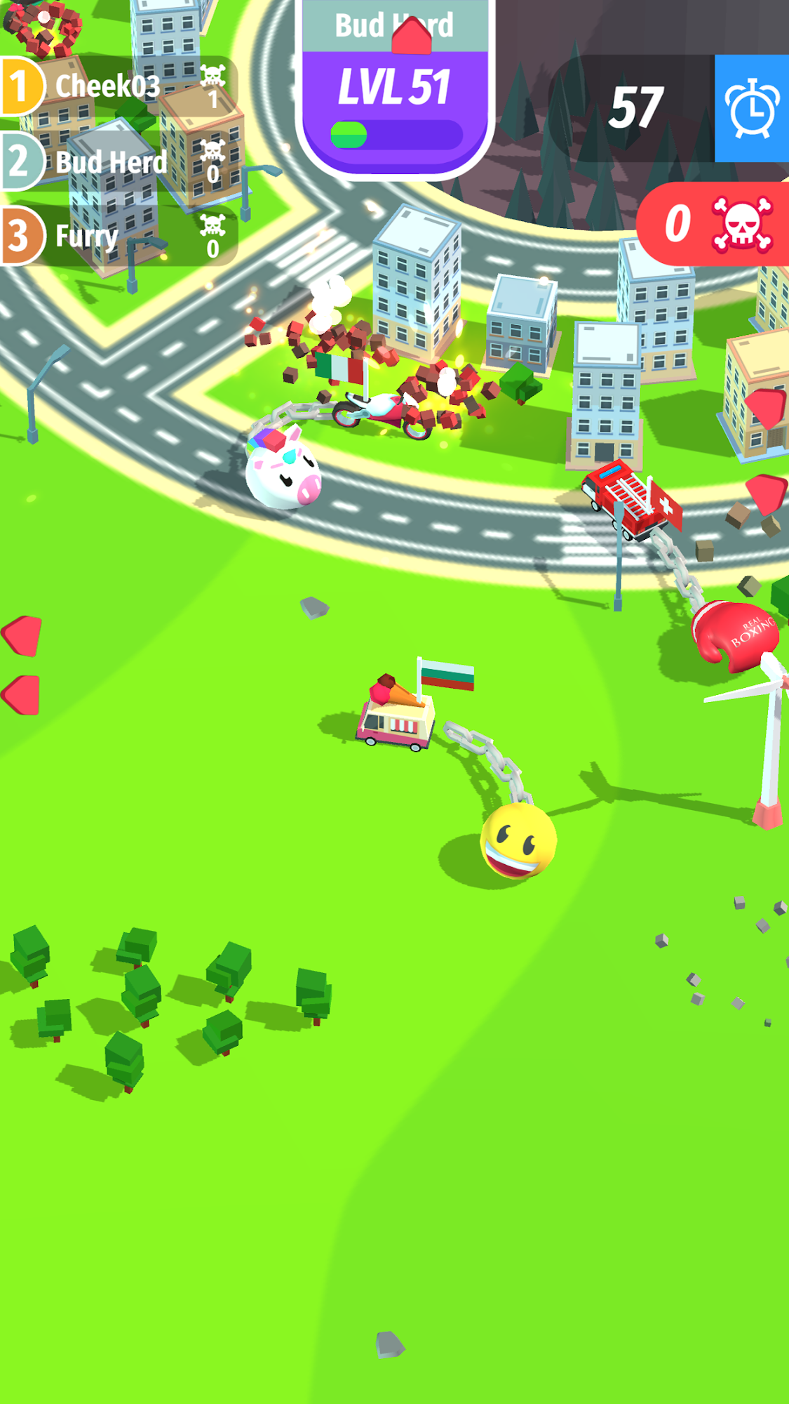 Android spiele Crash Drivers
