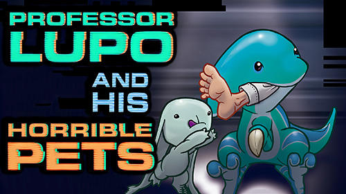 Professor Lupo and his horrible pets Symbol