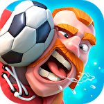 Soccer royale 2018, the ultimate football clash! Symbol