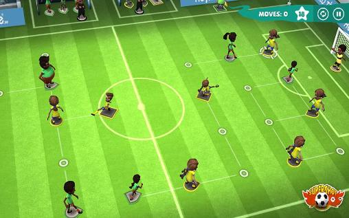 Find a way soccer: Women's cup для Android