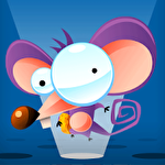 Catcha mouse icon