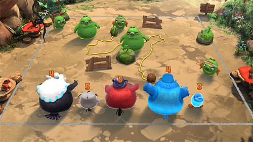 Angry birds: Evolution für Android