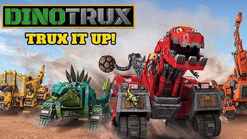 logo Dinotrux: Gérez une construction féroce