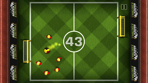 Bouncy football für Android