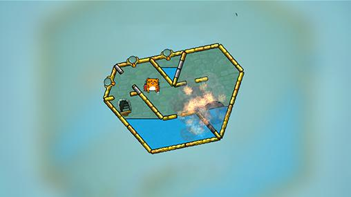Hasty hamster and the sunken pyramid: A water puzzle für Android