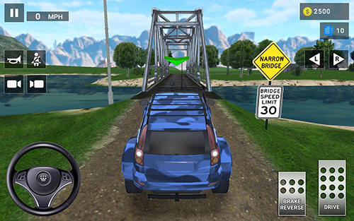 Driving academy 2: Drive and park cars test simulator for Android