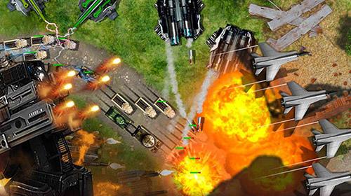 Tower defense: Next war auf Deutsch