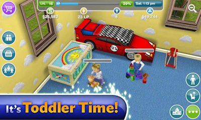 The Sims: FreePlay Screenshot
