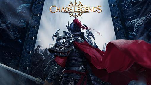 Chaos legends. East legends Screenshot