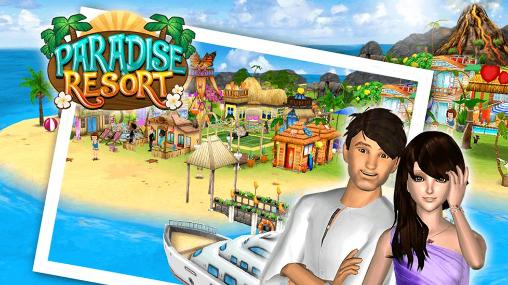 Paradise resort: Free island screenshot 1