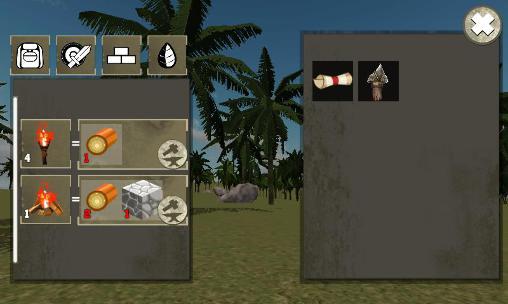 Survival island 2: Dino hunter capture d'écran 1