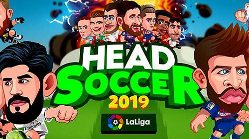 Head soccer La Liga 2019: Best soccer games screenshot 1
