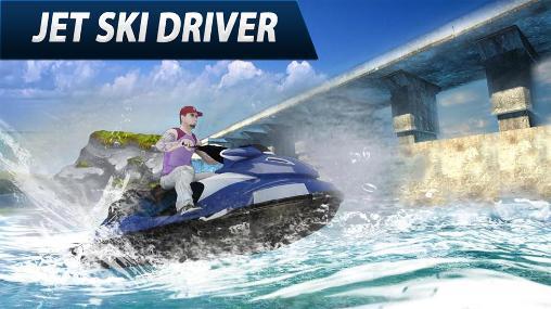 Jet ski driver Screenshot