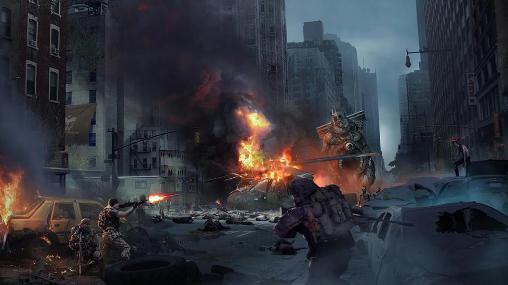 Actionspiele Dead target: Zombie 2 für das Smartphone