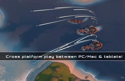 Leviathan: Kriegsschiffe für iPhone