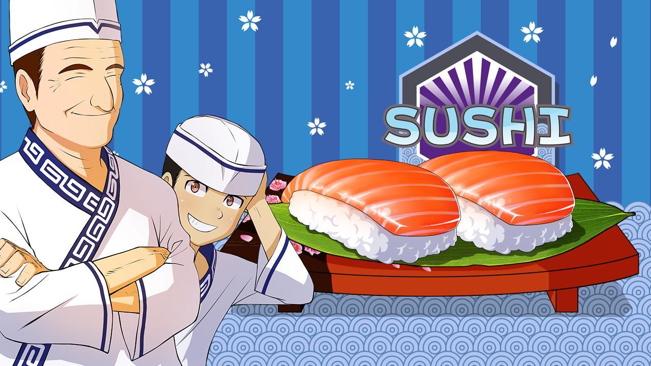Sushi House - cooking master captura de tela 1