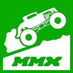 MMX Hill climb Symbol